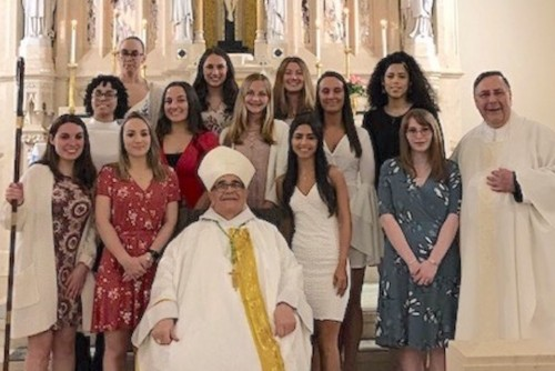 Confirmation group 2019