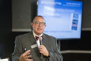 Anthony Scardillo, assistant professor of Marketing