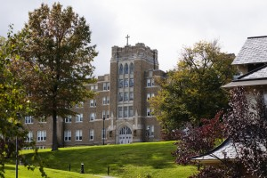 Mount Saint Mary College campus building
