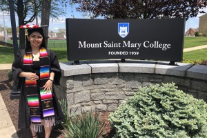Giselle Martinez MSMC Grad 2020