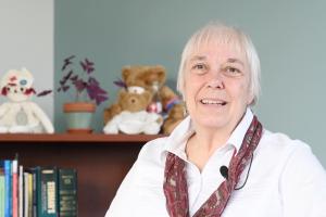 Susan LaRocco, dean of Mount Saint Mary College's School of Nursing.