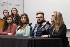 Mount alumni panel inspires future nurses