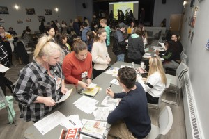 Mount simulation builds understanding of poverty