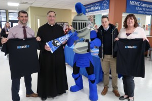 Mount unveils KnightFit initiative for student health