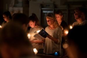 Mount vigil honors 9-11 survivors, responders, and victims