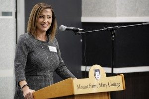 Tiffany Gagliano '02, Esq., MSMC's inaugural Dean of the School of Business