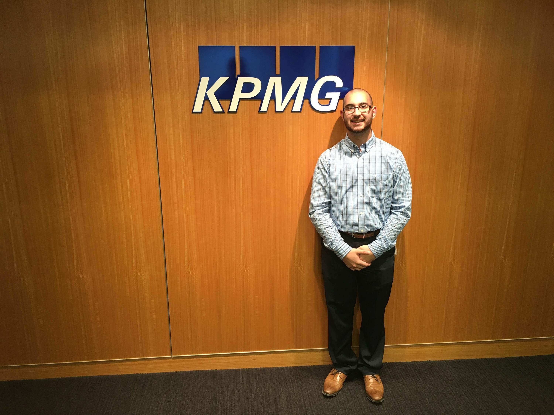 Student at KPMG internship