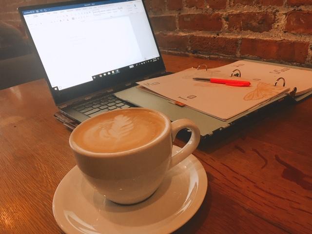 Bank Square coffee shop