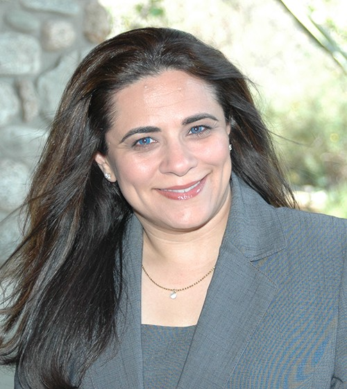 Nikki Khurana-Baugh as the Vice President for Advancement