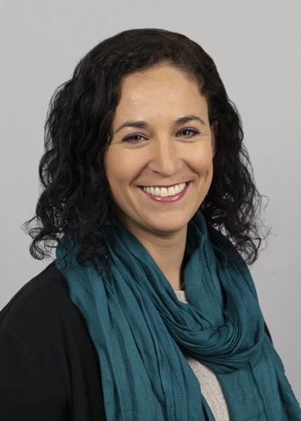 Yasmine Kalkstein, Associate Professor of Psychology and Faculty Development Coordinator at MSMC