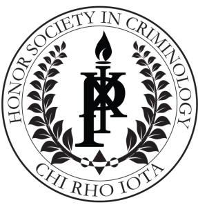 Honor Society Criminology Seal