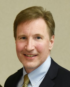 Headshot of Charles Zola, associate professor of Philosophy, director of the Catholic and Dominican Institute, and assistant to the President in Mission Integration